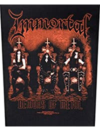 Immortal Demons Of Metal 'Back Patch by Immortal