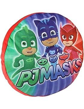 Cerdá - PJ Masks Calentadores, Color (Negro 02), One Size (Tamaño del Fabricante:Única) (2600000182-02)