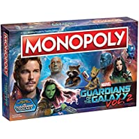 Monopoly - Guardians of the Galaxy Vol. 2 USA