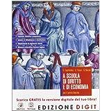 A scuola di diritto e di economia - Volume unico + Obiettivo competenze. Con Me book e Contenuti Digitali Integrativi online