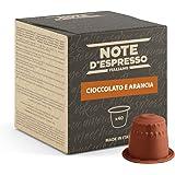 Note d'Espresso - Chocolat à l'Orange- Capsules Exclusivement Compatibles avec Machine NESPRESSO* - 40 x 7 g