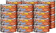 Purina Friskies Shreds Wet Cat Food Can 5.5 oz. (24 Cans)
