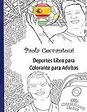 Deportes Libro para Colorante
