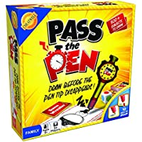 Cheatwell Games 01784 Pass the Pen Drawing Game