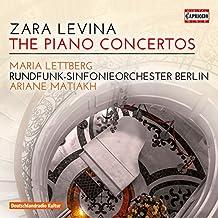 Zara Levina: The Piano Concertos