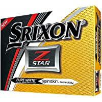 Srixon Z-Star Men's Golf Balls (One Dozen)