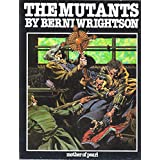 The Mutants Mother of Pearl, DIN A4 SC Album