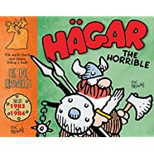 Hagar the Horrible: The Epic Chronicles: Dailies 1983-1984