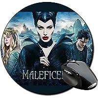 Malefica Maleficent Angelina Jolie C Alfombrilla Redonda Round Mousepad PC
