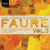 Lorna Anderson: Fauré: Die Lieder Vol. 3 (Audio CD)