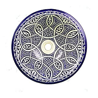 Moroccan Basin Sink Diameter 40 cm