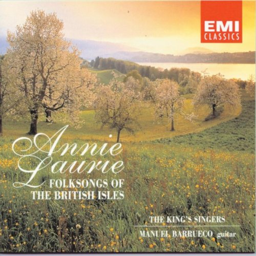 Folk Songs Of The British Isles