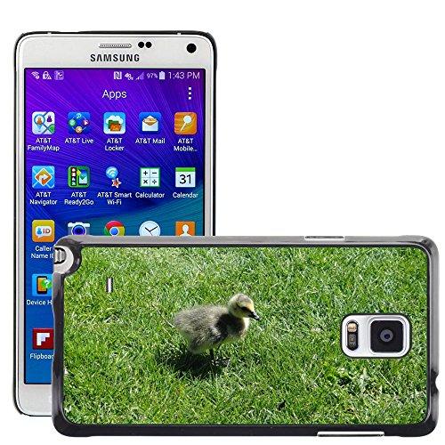 Nur Handy HOT Style Handy PC Hard Case Cover//m00139083Gosling Ente Küken Vogel Baby Young//Samsung Galaxy Note 4IV