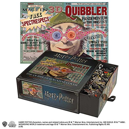 Noble Collection Harry Potter Collectibles, Geschenkidee, Personal, Mehrfarbig, 62401