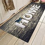 Qianren Bereich Teppich Teppichbodenmatte für den Heimbereich Bodenmatte für Wohnzimmer Badezimmer Dekoration Teppich Anti-Rutsch