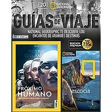 Pack National Geographic. Guía de Florencia ó Nueva York ó Praga ó Croacia ó Escocia - Numero 404