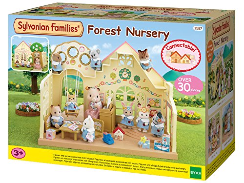 Sylvanian Families - Guardería en el bosque (Forest Nursery) (Epoch 3587)
