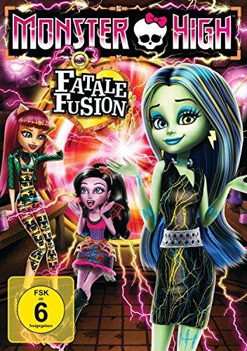 Monster High - Fatale Fusion (Monster High Filme Online)