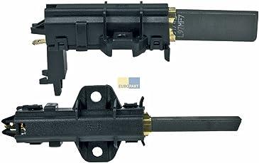 Motorkohle Kohlebürste Kohle Kohlebürstensatz Kohlensatz Waschmaschine passend wie Electrolux AEG Zanker 4055050480