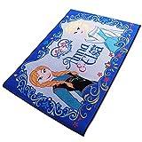 Teppich - Kinderteppich - Spielteppich mit Motivauswahl (Frozen Anna & Elsa)