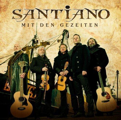 Mit Den Gezeiten by Santiano (2013) Audio CD