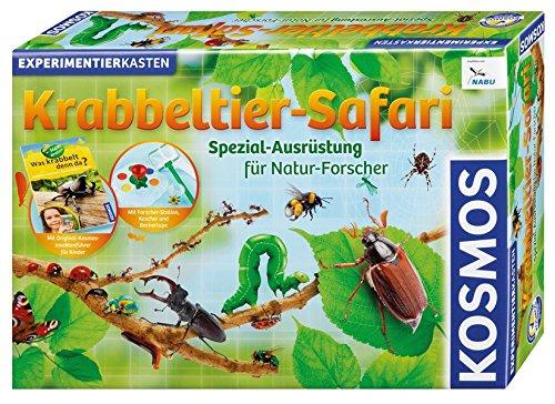 Preisvergleich Produktbild KOSMOS 632007 - Krabbeltier-Safari