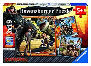 Ravensburger How to Train Your Dragon (49 Pieces)