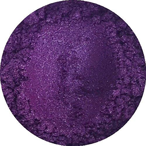 Purple Heart Cosmetic Mica Powder 3g-50g for Soap, Eyeshadow, Bathbombs (3g)