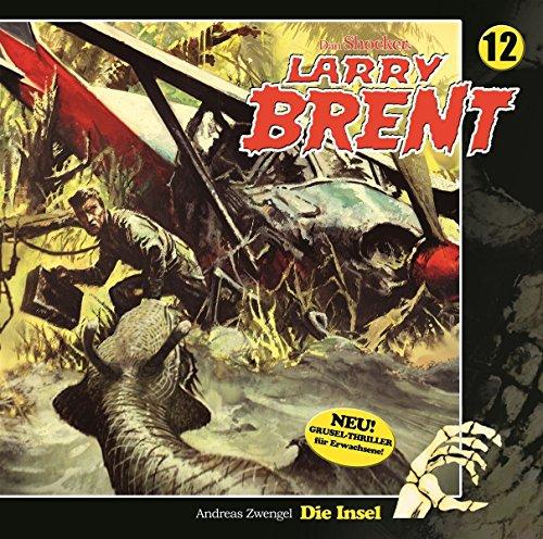 Larry Brent - Die neuen Fälle (12) Die Insel - Winterzeit 2017