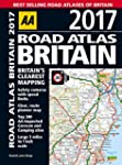 AA Road Atlas Britain 2017