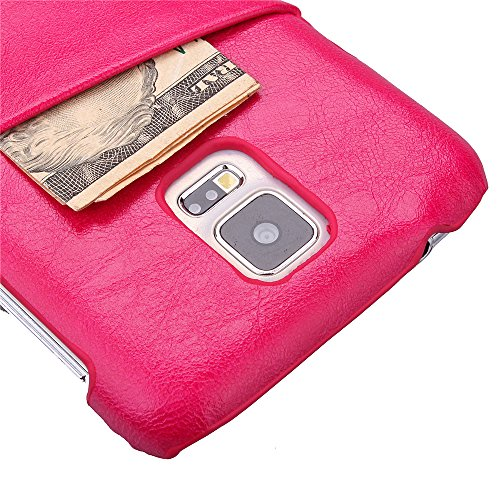 Voguecase® Pour Apple iPhone 6 Plus/6s Plus 5.5, 2in1 Hybrid Combo [Silicone & plastique] Anti Impact choc solide Heavy Duty Protection Coque Case Cover Etui Housse(le printemps)de Gratuit stylet l'éc PU cuir-Rose