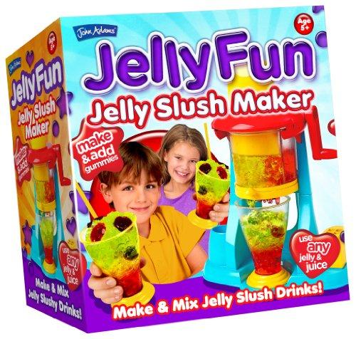 John Adams Jelly Fun - Gelee Slusch Maker (Englische Sprache) [UK Import]