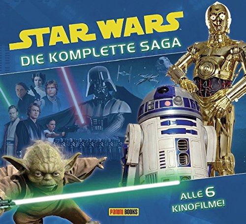 Preisvergleich Produktbild Star Wars: Die komplette Saga