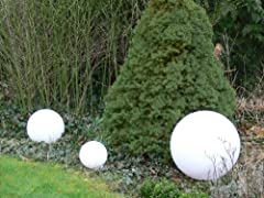 Kugelleuchte Gartenlampe
