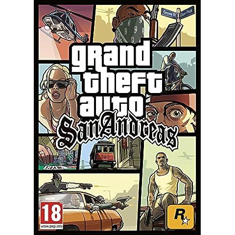 GTA : San Andreas [Importación francesa]