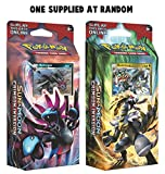 Pokémon POK81255sole e luna Crimson Invasion Theme deck gioco di carte