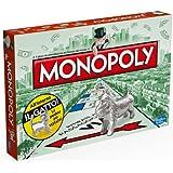 HASBRO - HASBRO Monopoly rettangolare tv