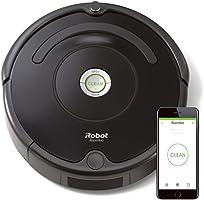 iRobot Roomba 671 Robot aspirapolvere WiFi, Adatto a tappeti e Pavimenti, Tecnologia Dirt Detect, Sistema 3 Fasi,...