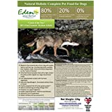 Eden Working Dog Food 80:20 Catch of the Day 15kg