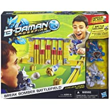 B-Daman – Crossfire – Break Bomber Battlefield Arena [UK Import]