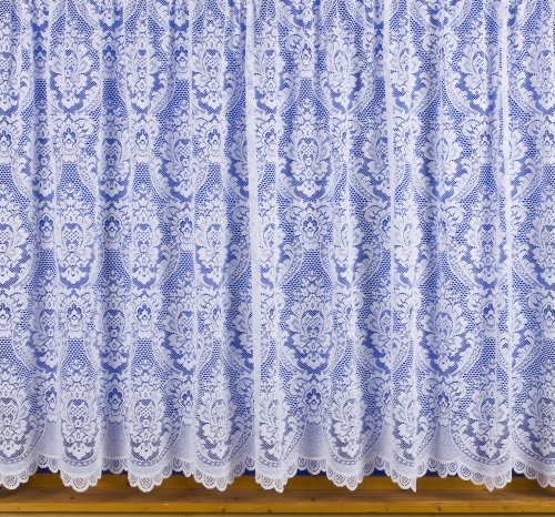 Lace Curtains For Windows Amazon Co Uk