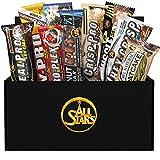 All Stars Riegel Sample-Box, 9 Riegel (1 x 545 g)