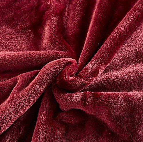 BDUK Orientalischer Stickerei Decke Flanell Decke Decken Faller Daunendecke Coral Coral Decke Bettwäsche
