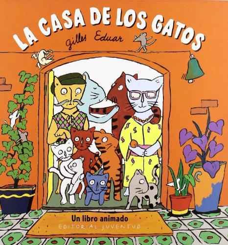 La casa de los gatos (GILES EDUAR) por Eduar Guilles