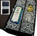 Bombay Saphire Gin 40% 0,7l Geschenkkarton mit 1 Glas und 1 Thomas Henry Tonic