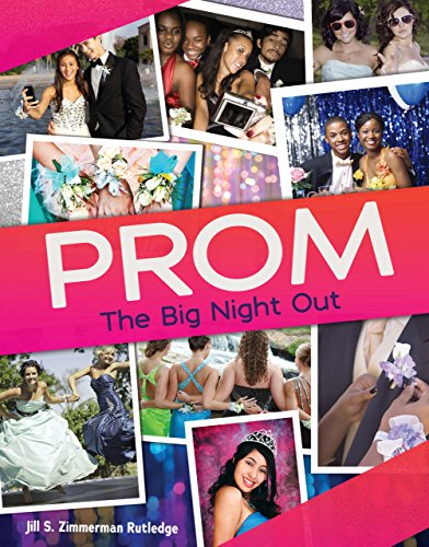 Prom: The Big Night Out (English Edition) (Thema Für Prom Night)