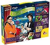 Liscianigiochi 63925 Scuola di Magia Kit di Magia, Il Grande Kit dell'Illusionismo