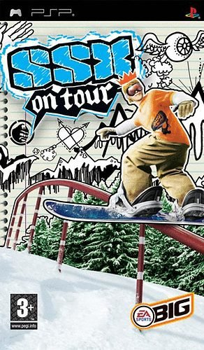 Electronic Arts SSX On Tour, PSP PlayStation Portable (PSP) vídeo - Juego (PSP,...
