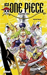One Piece Edition originale Rocketman !