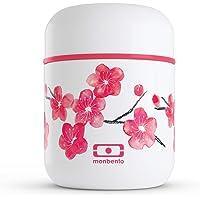 monbento - Lunch box isotherme - Boîte bento qui garde votre repas chaud - sans BPA - durable et sûre